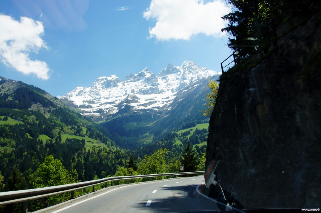 Camper Tour Champery